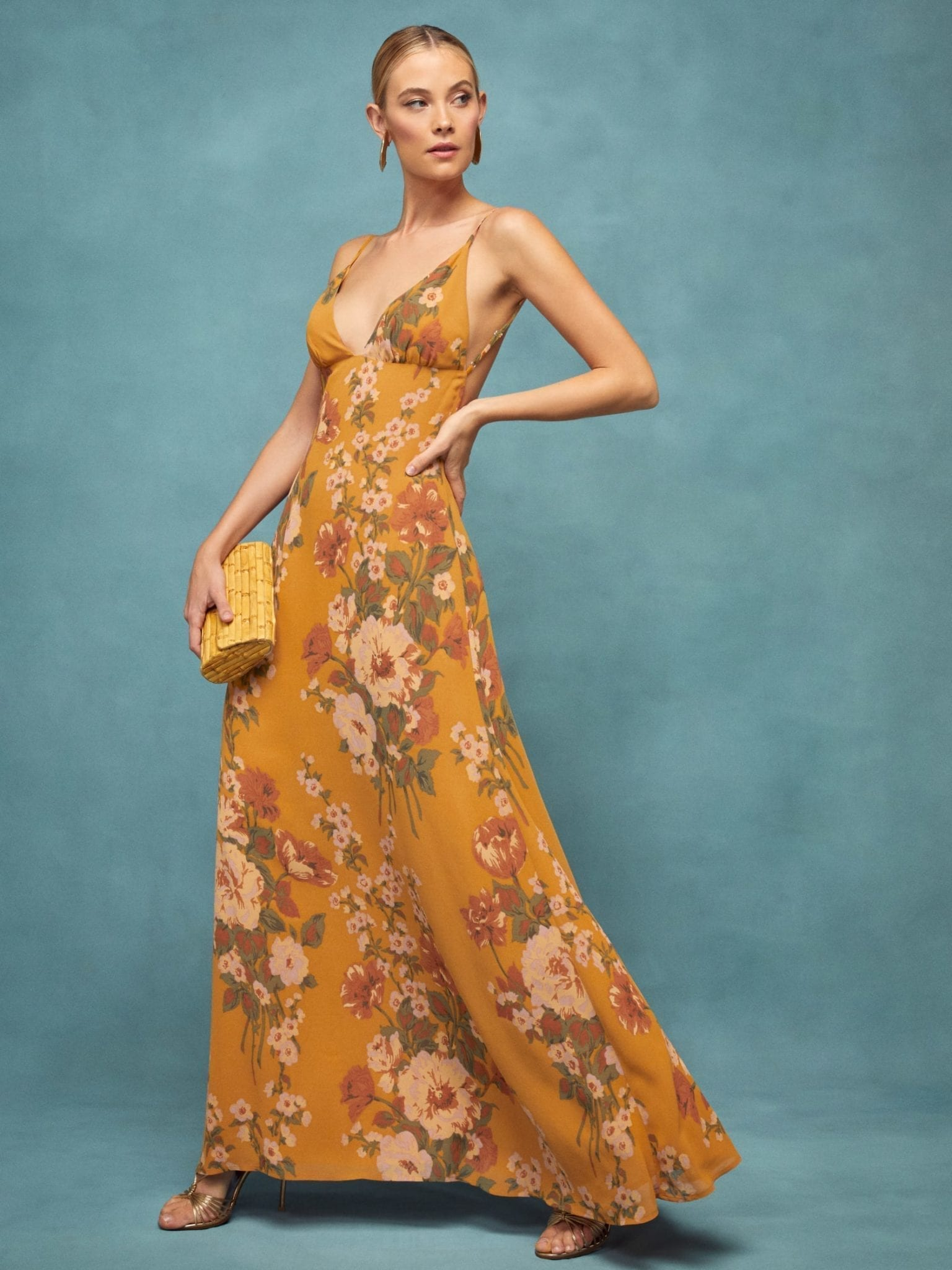 REFORMATION Modena Dress