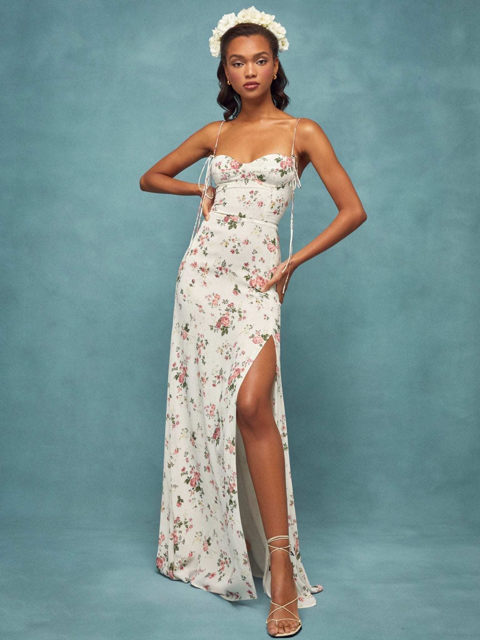 REFORMATION Pinot Dress