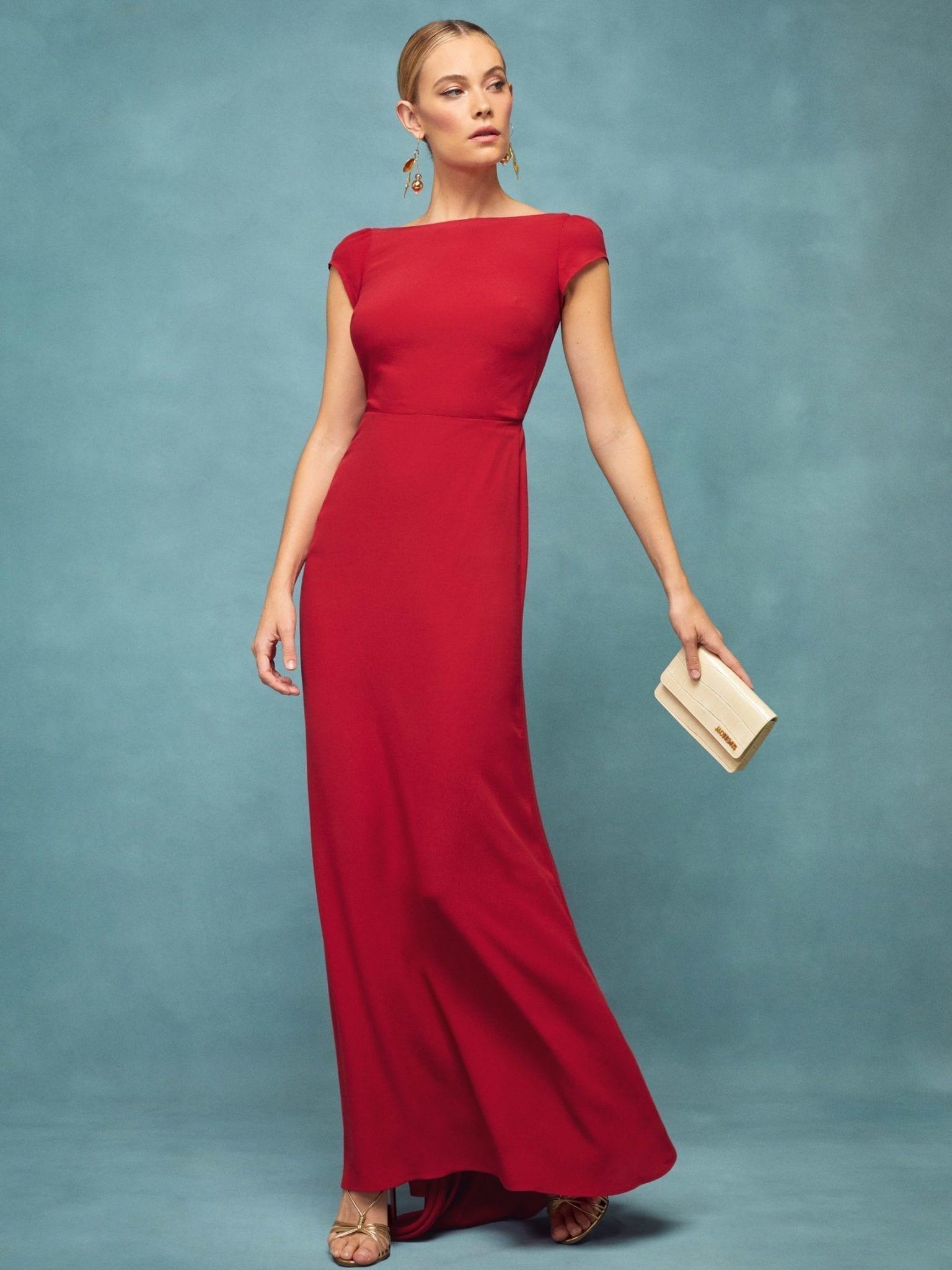 REFORMATION Sicily Dress