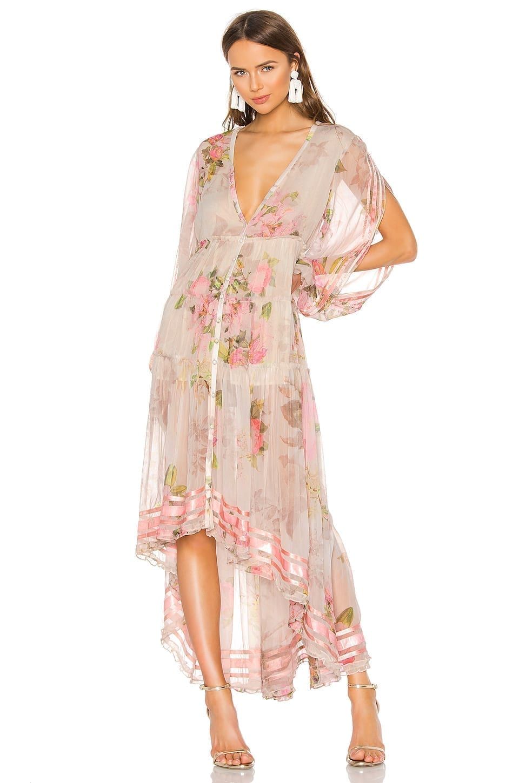 ROCOCO SAND Melody Maxi Dress