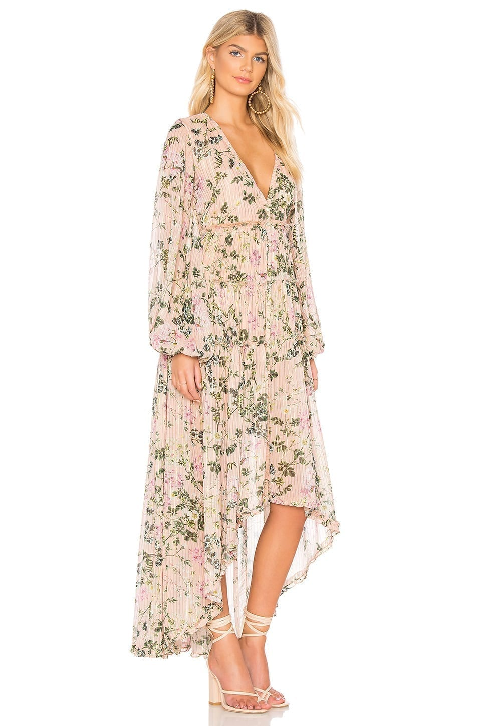 Rococo Sand X Revolve Flora Maxi Dress We Select Dresses Shop the best women's designer dresses from high end, party, lace top, evening maxi, or maxi cocktail dresses! rococo sand x revolve flora maxi dress