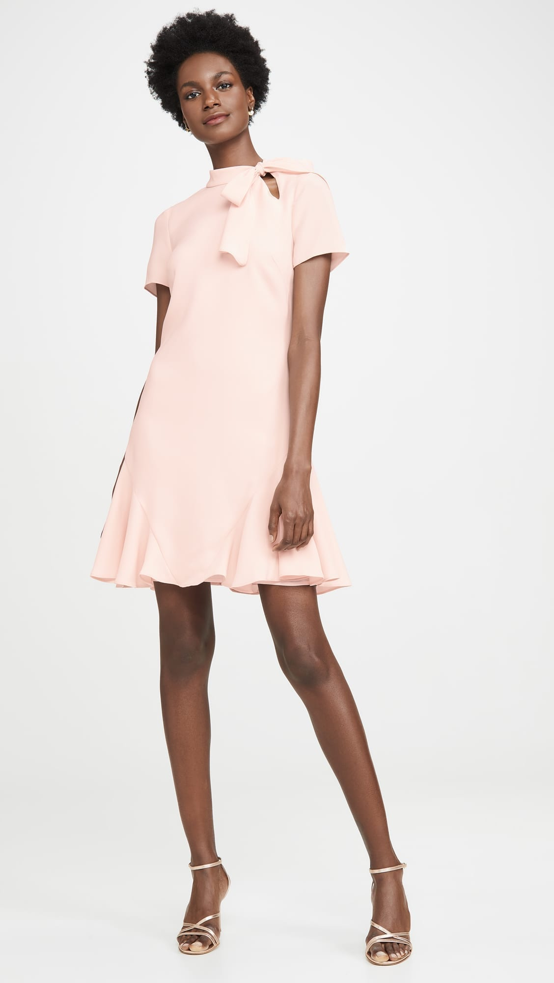 Shoshanna Vina Lace Lavender Dress We Select Dresses