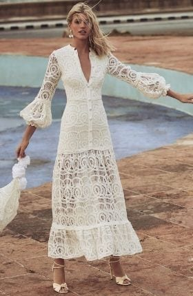 Puff Sleeved Dresses … These Dresses Are On Trend Right Now