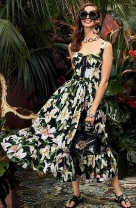 Dolce & Gabbana Dresses… The Epitome Of Modern Luxury