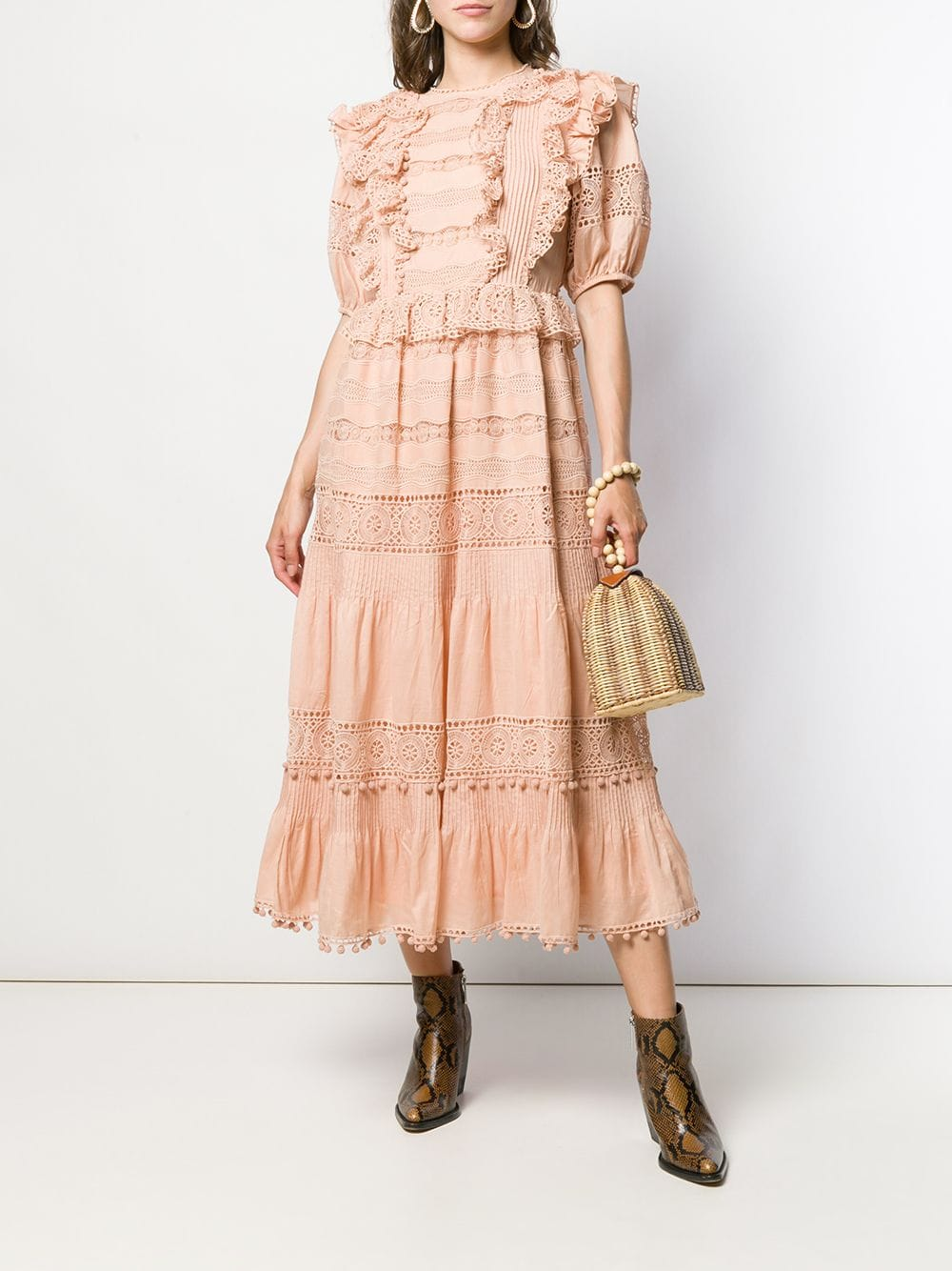 ULLA JOHNSON Guinivere Dress