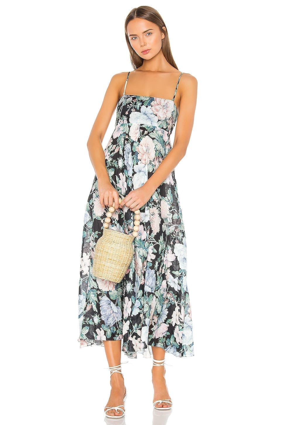 ZIMMERMANN Verity Strapless Dress