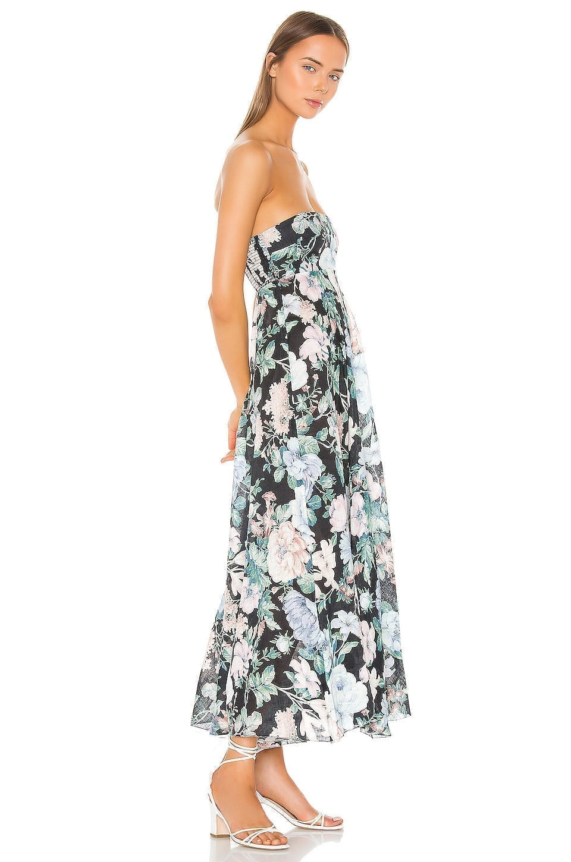 ZIMMERMANN Verity Strapless Dress