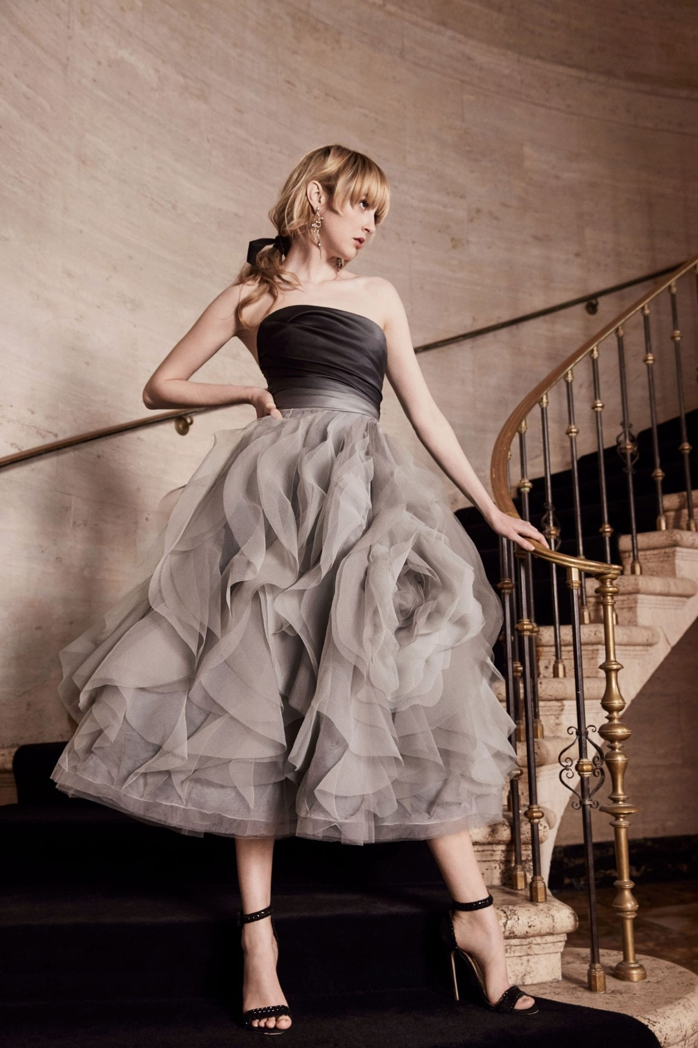 Strapless Dresses…We Select The Most Sizzling For Summer