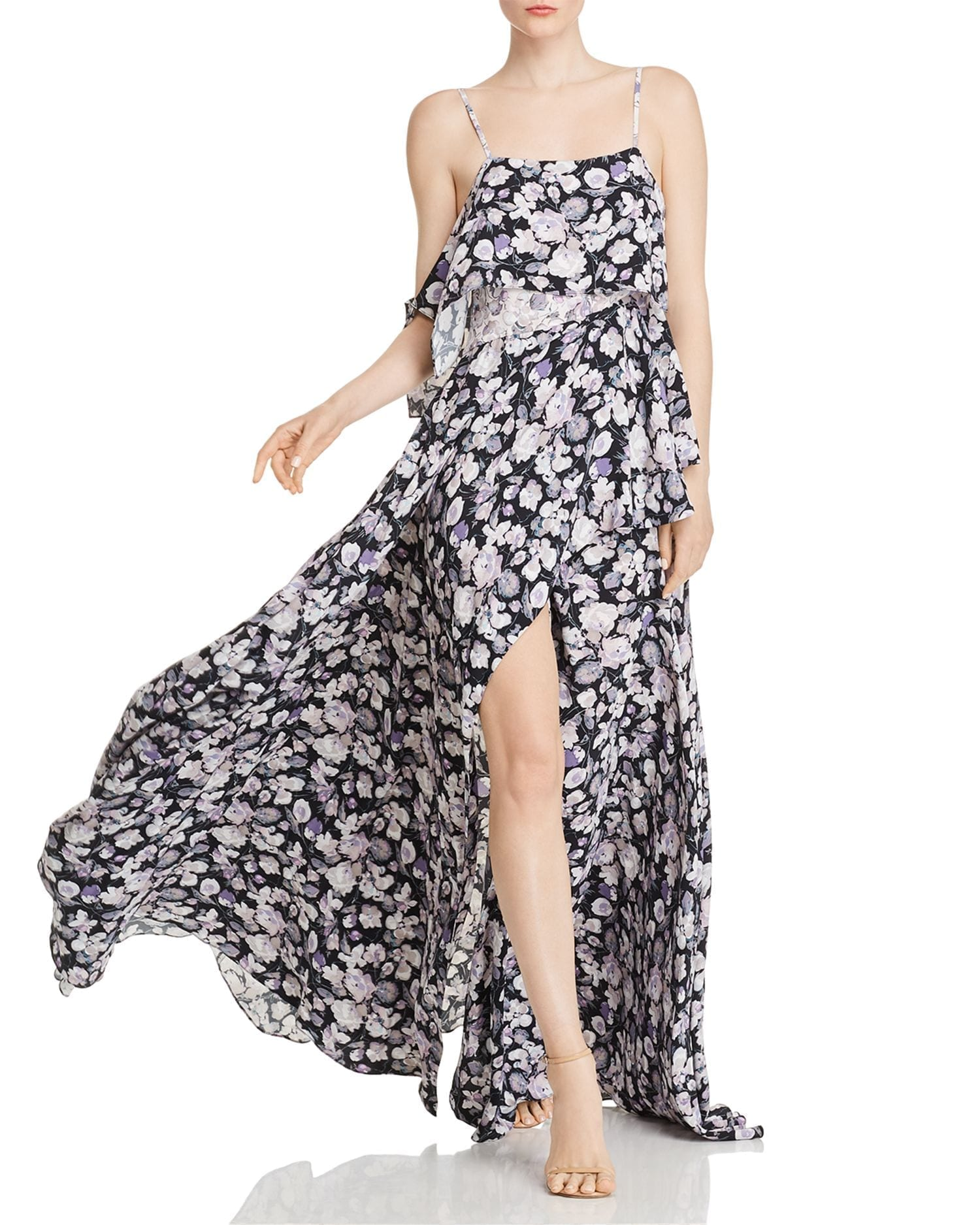 AMUR Calia Floral Dress