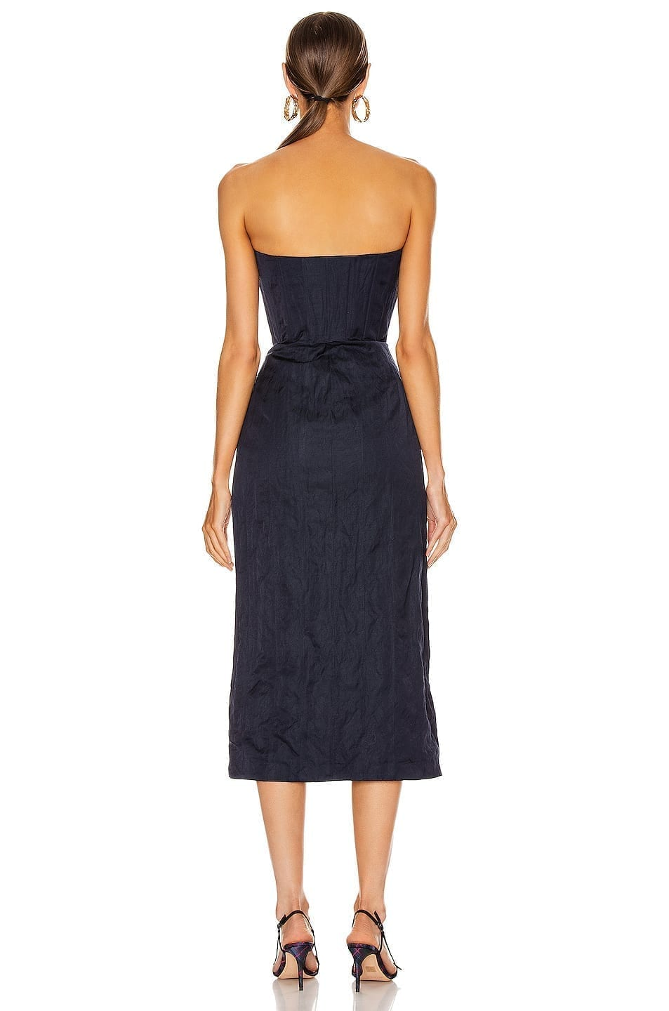 BROCK COLLECTION Strapless Priscilla Dress