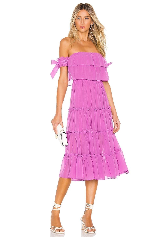 MISA LOS ANGELES X Revolve Micaela Dress