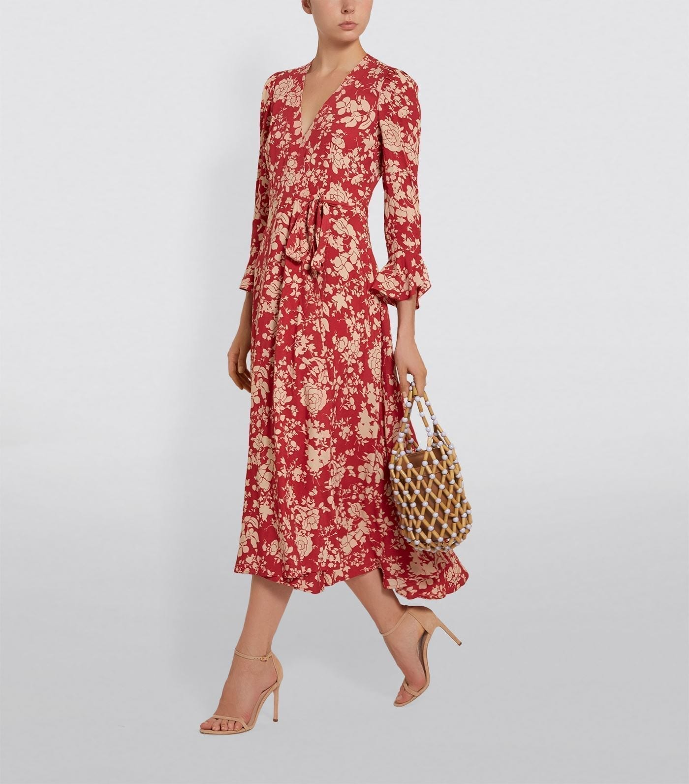 RALPH LAUREN Long Floral Dress
