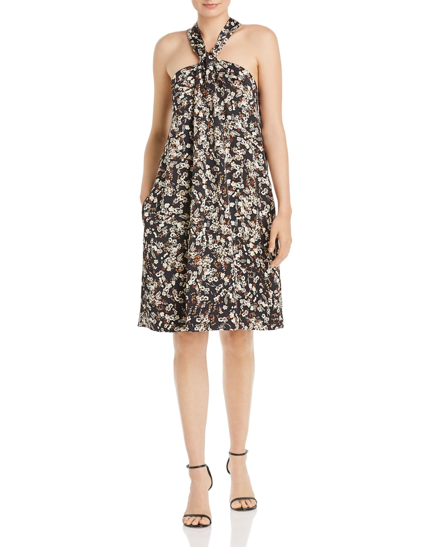 REBECCA MINKOFF Winnie Floral-Print Dress
