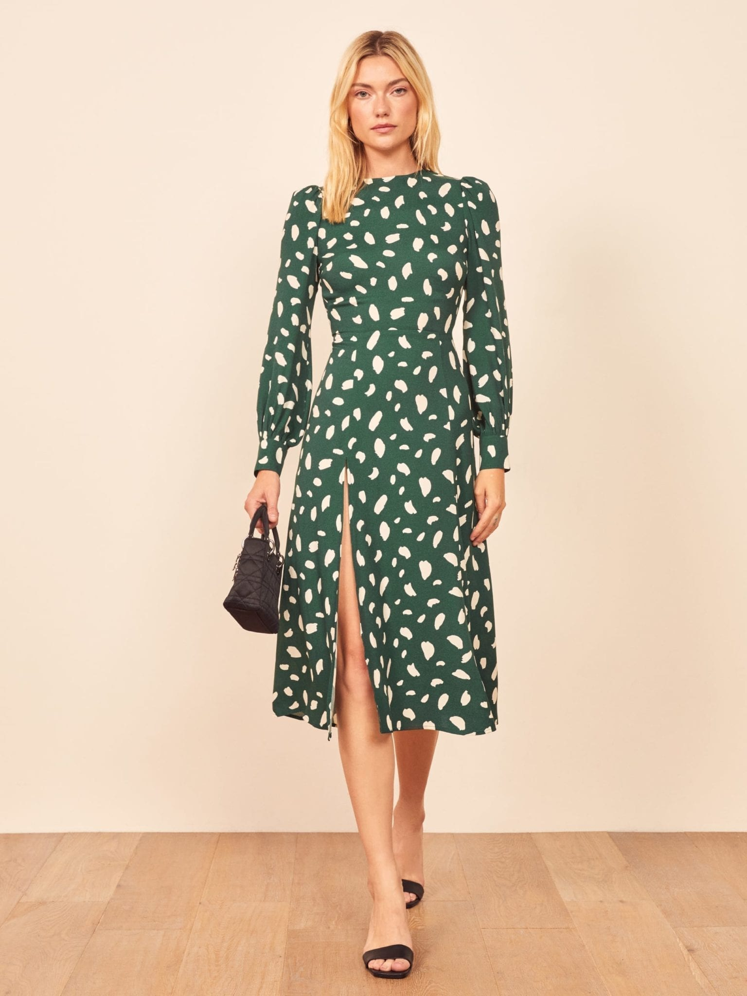 REFORMATION Creed Dress