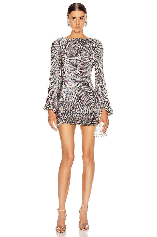 RETROFETE Tara Crochet Dress