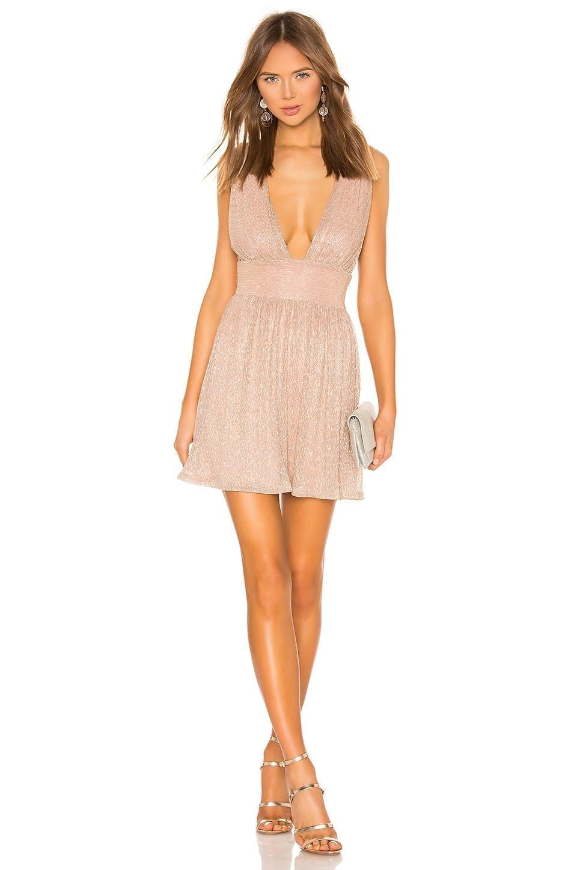 SUPERDOWN Elena Mini Dress