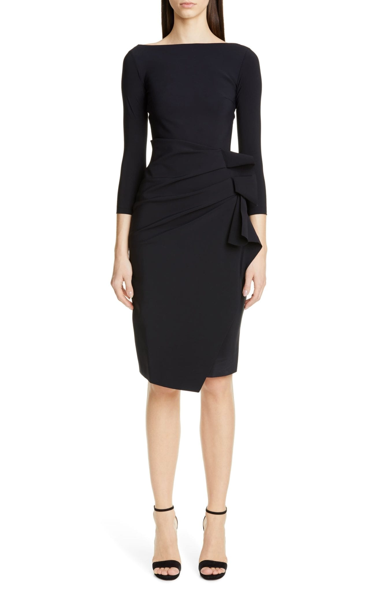 CHIARA BONI LA PETITE ROBE Zelma Cocktail Dress