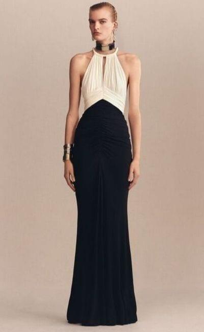 Fall Head Over Heels For Halter Neck Dresses