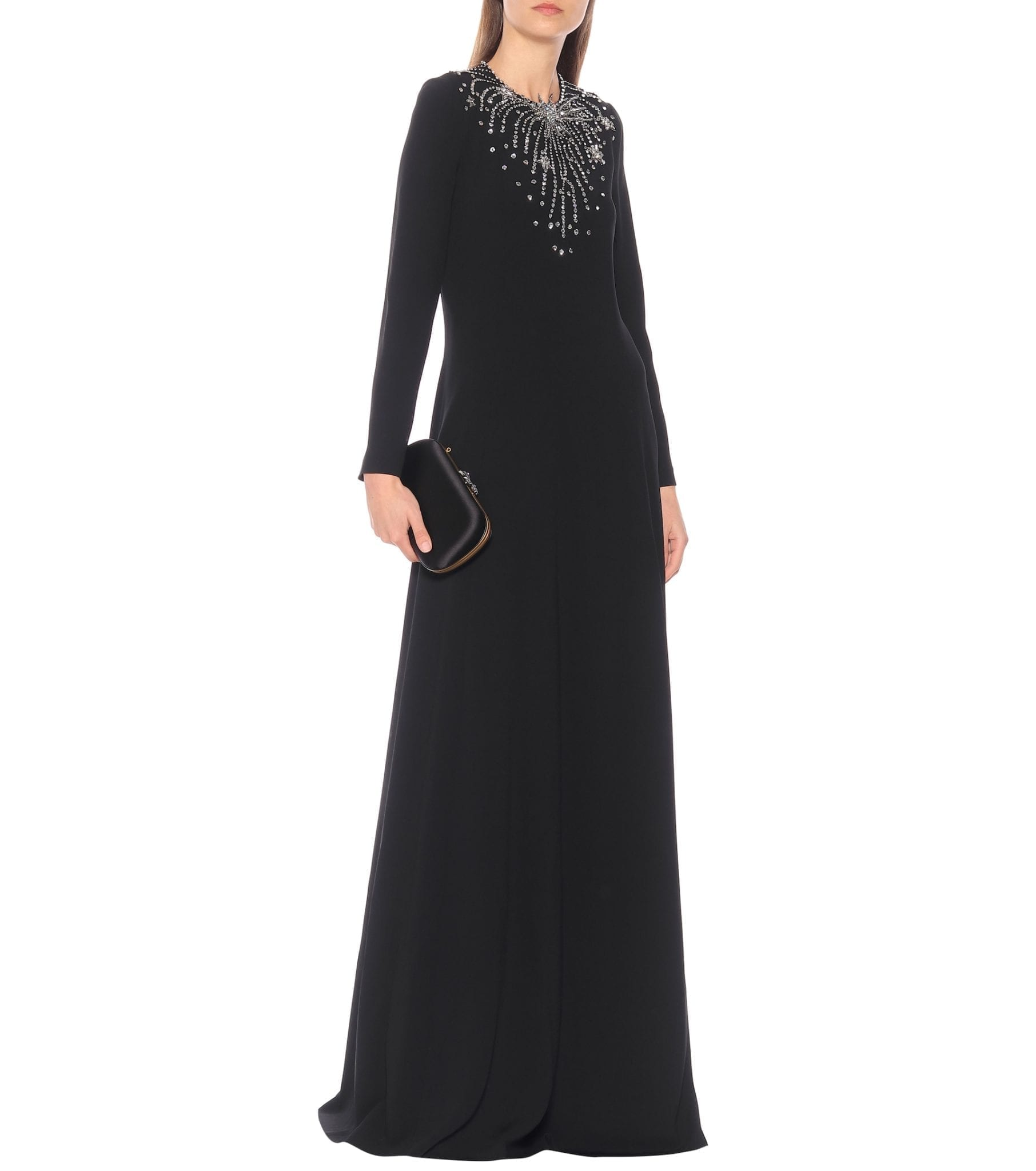 GUCCI Crystal Embellished Gown
