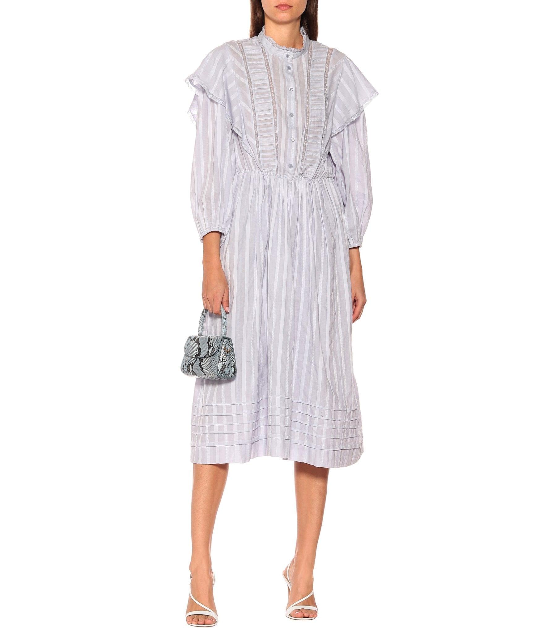 ISABEL MARANT, ÉTOILE Paolina Cotton Dress