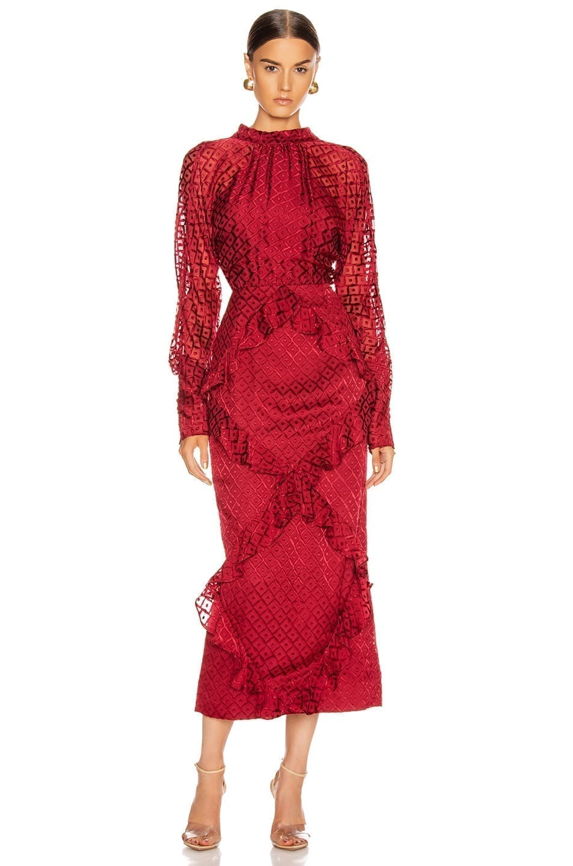 SALONI Alek Dress