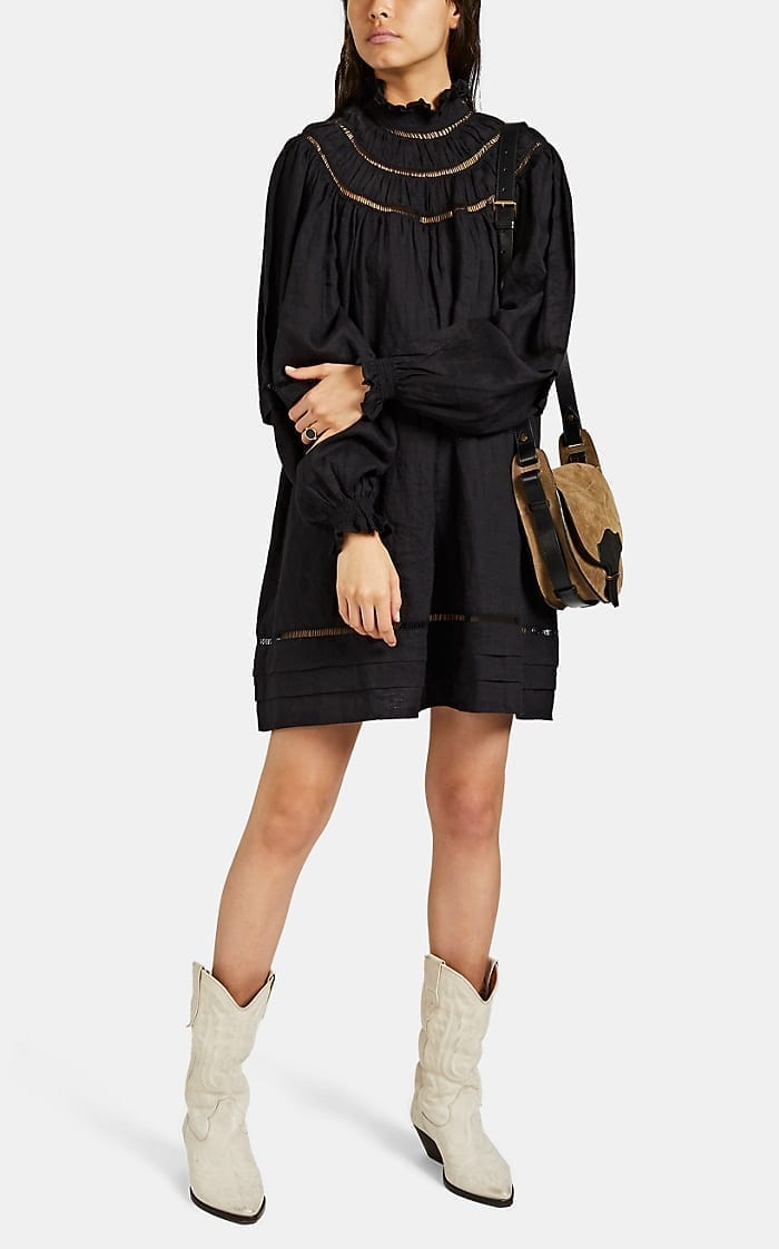 ISABEL MARANT Adenia Mini Dress