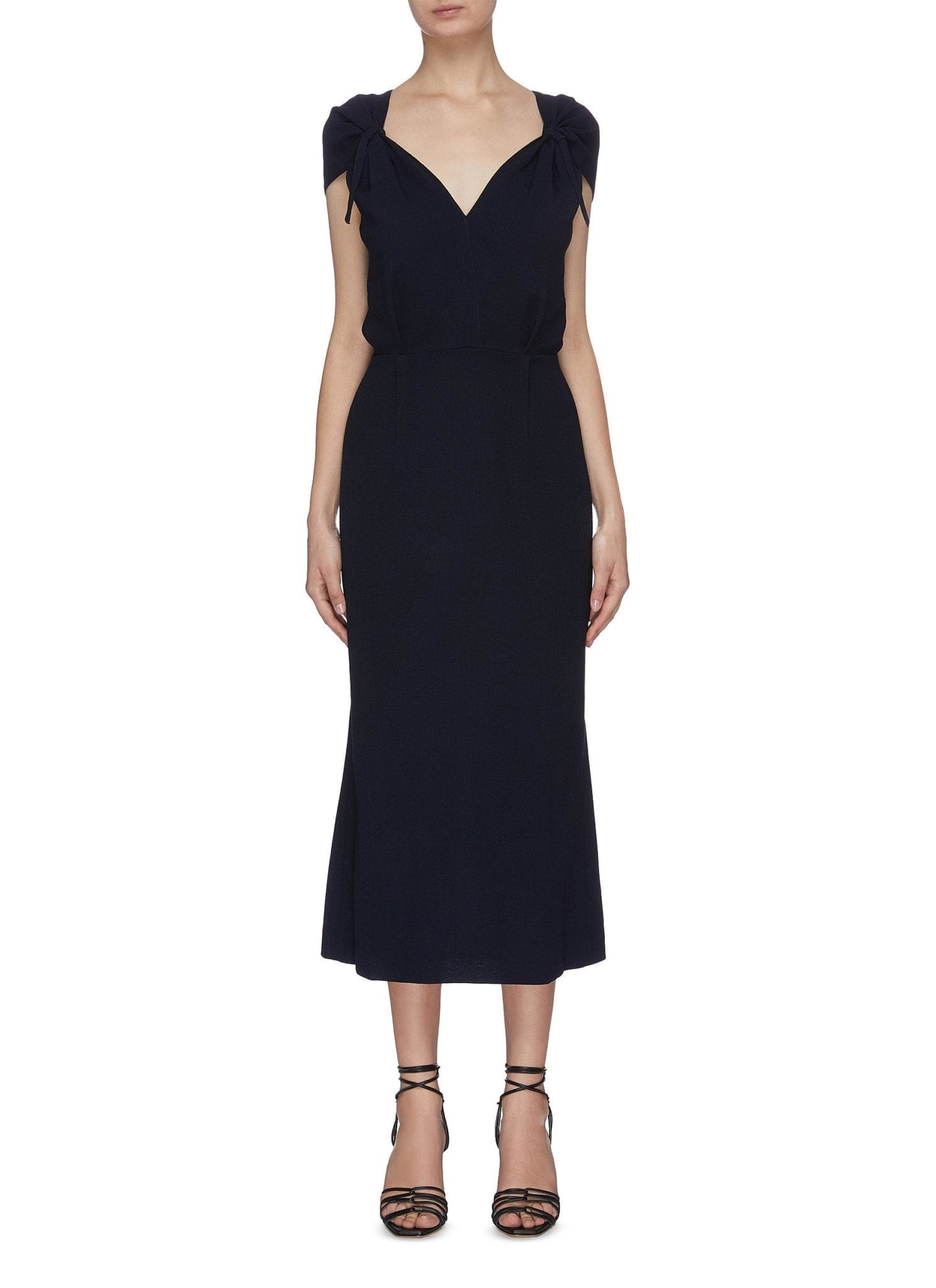 ROLAND MOURET 'Eclipse' Sheath Dress