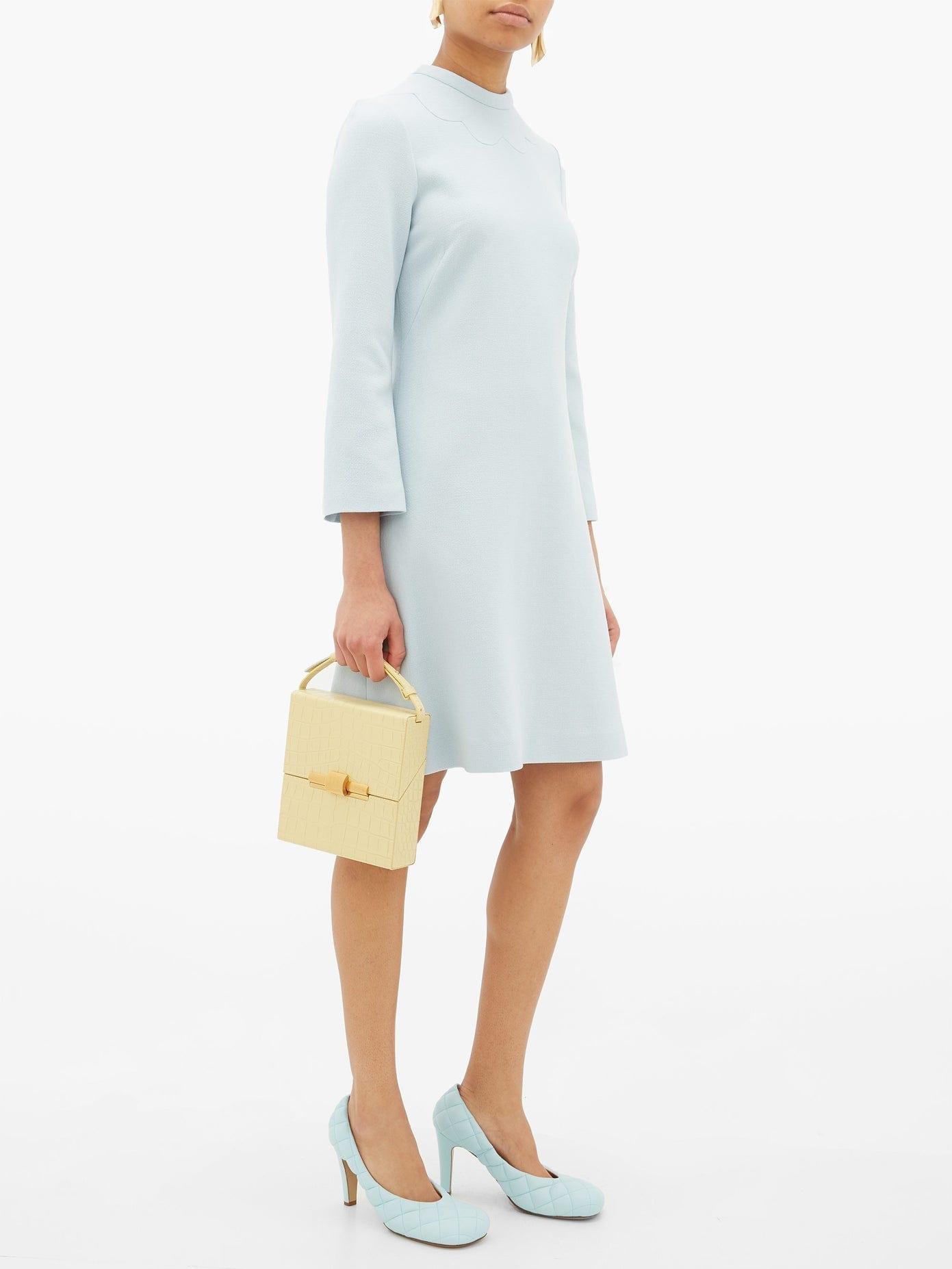 GOAT Juno Wool-crepe Dress