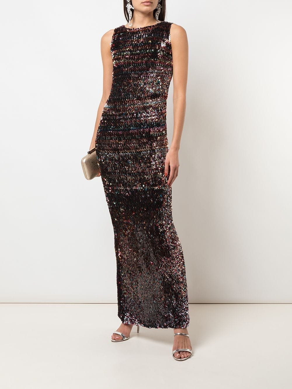 MISSONI Sequinned Long Dress