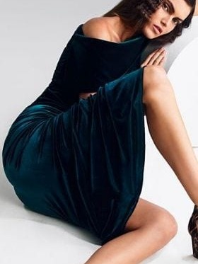 Modern Velvet Dresses...A 2019 Party Season Staple!