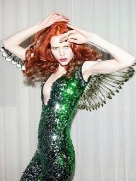Sequin Dresses Should Top Your Christmas Wish List