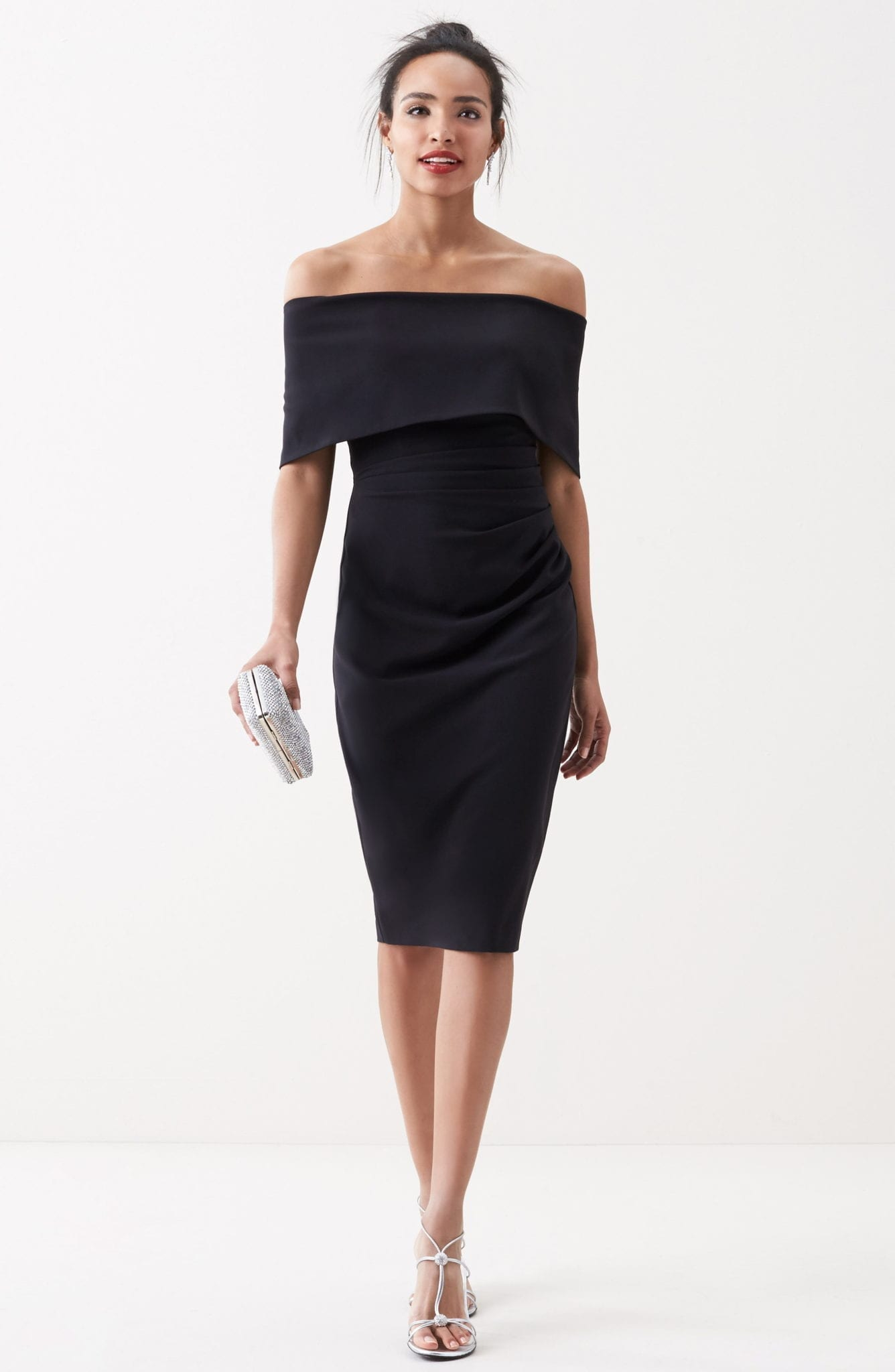 VINCE CAMUTO Popover Dress