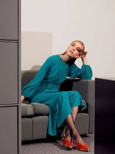 Winter Workwear Dresses For Office Style Goals