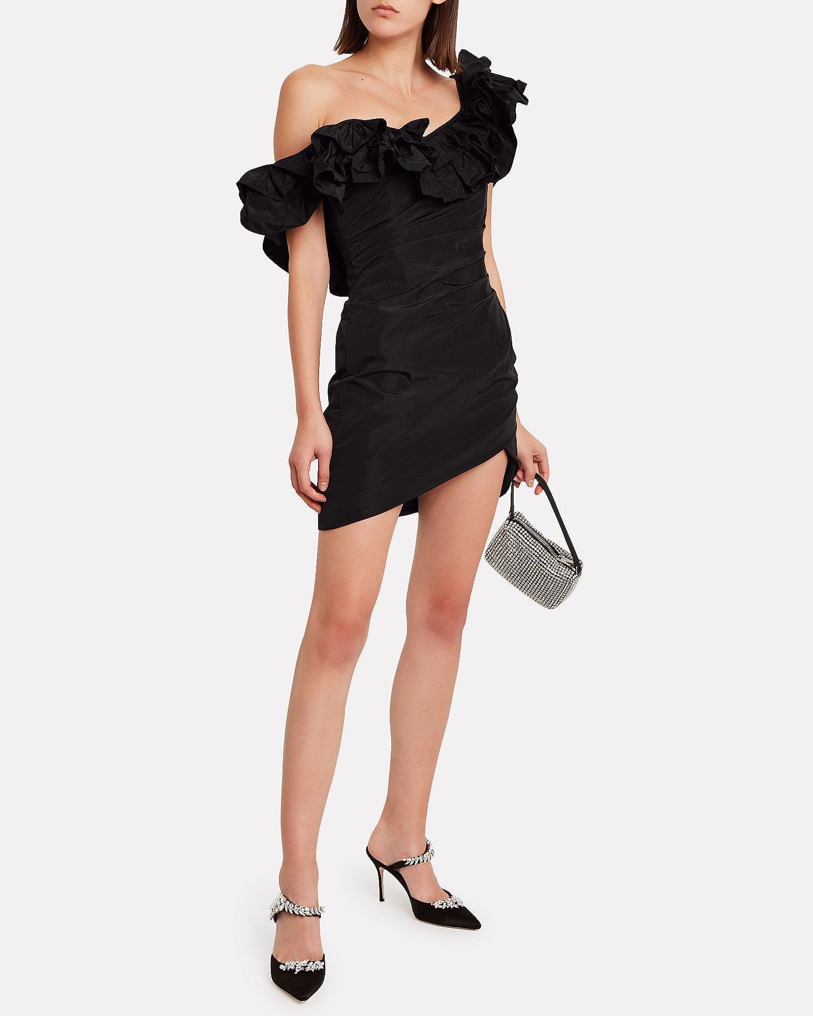 ALEXIS Benicia Ruffled Party Dress