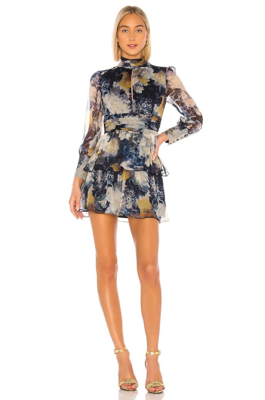 AMANDA UPRICHARD Samira Dress