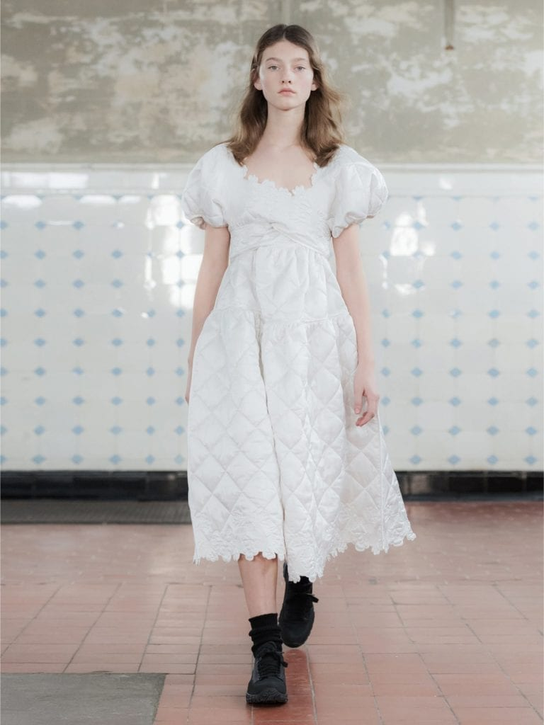 We Select… The Chicest Winter White Dresses