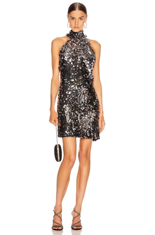 GALVAN Gemma Mini Dress