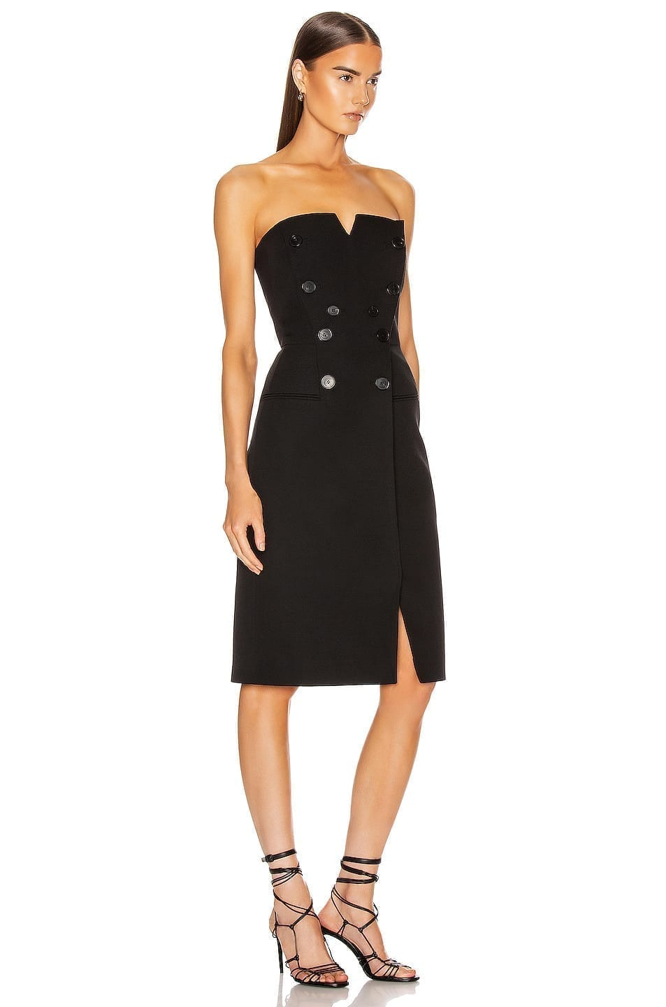 GIVENCHY Bustier Mini Dress