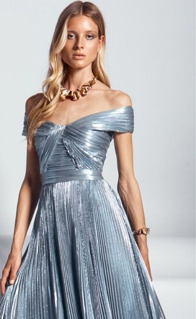 Metallic Party Dresses You Need In Your Life!