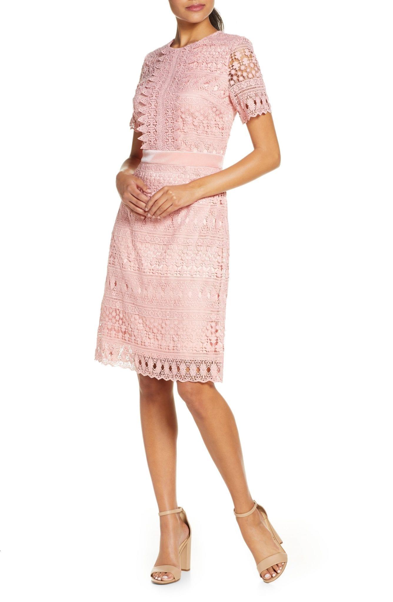 RACHEL PARCELL Lace Dress