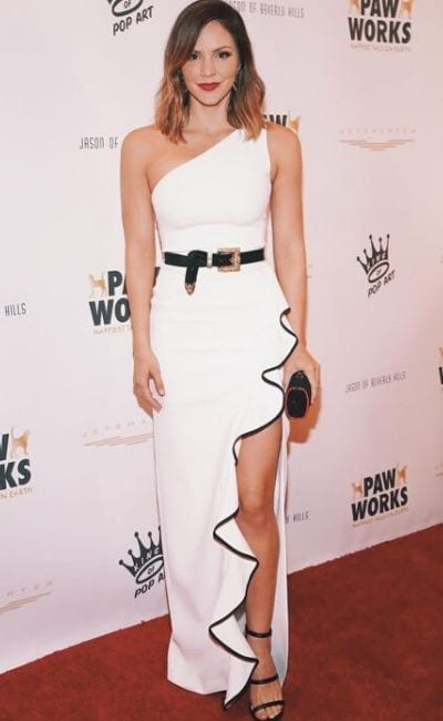 We Love Her Dresses... Katharine Foster