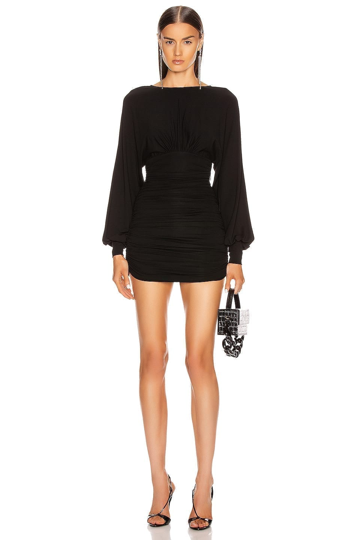 ALEXANDRE VAUTHIER Stretch Jersey Mini Dress