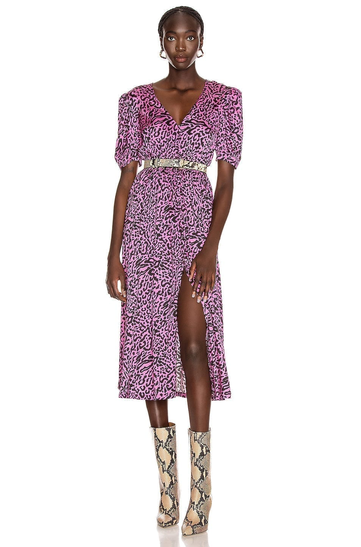 ANDAMANE Cassandra Midi Dress