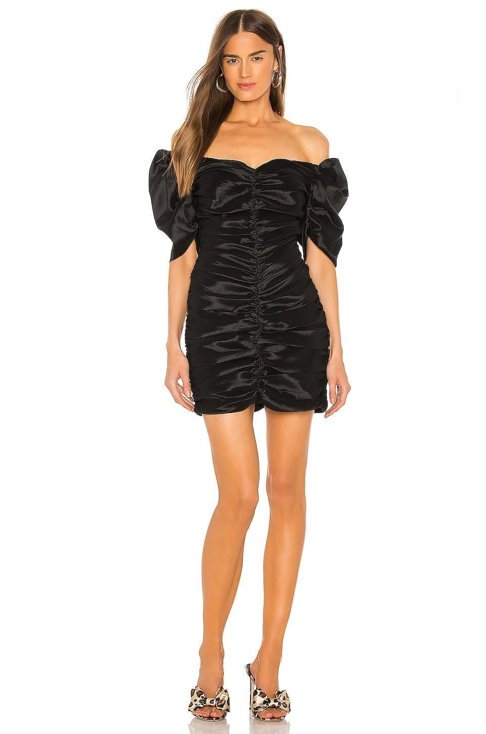 BARDOT Issey Mini Dress