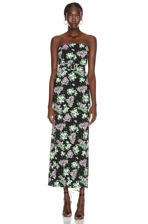 BERNADETTE Carrie Strapless Dress