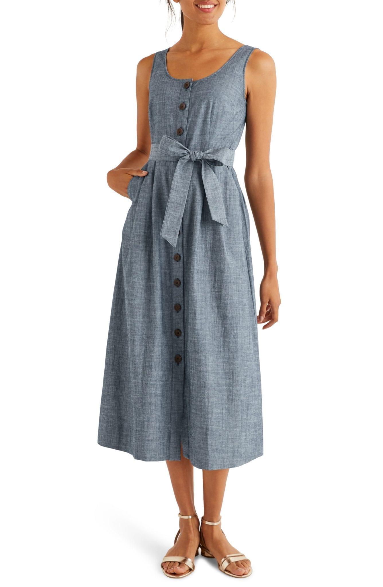 BODEN Joanna Midi Dress