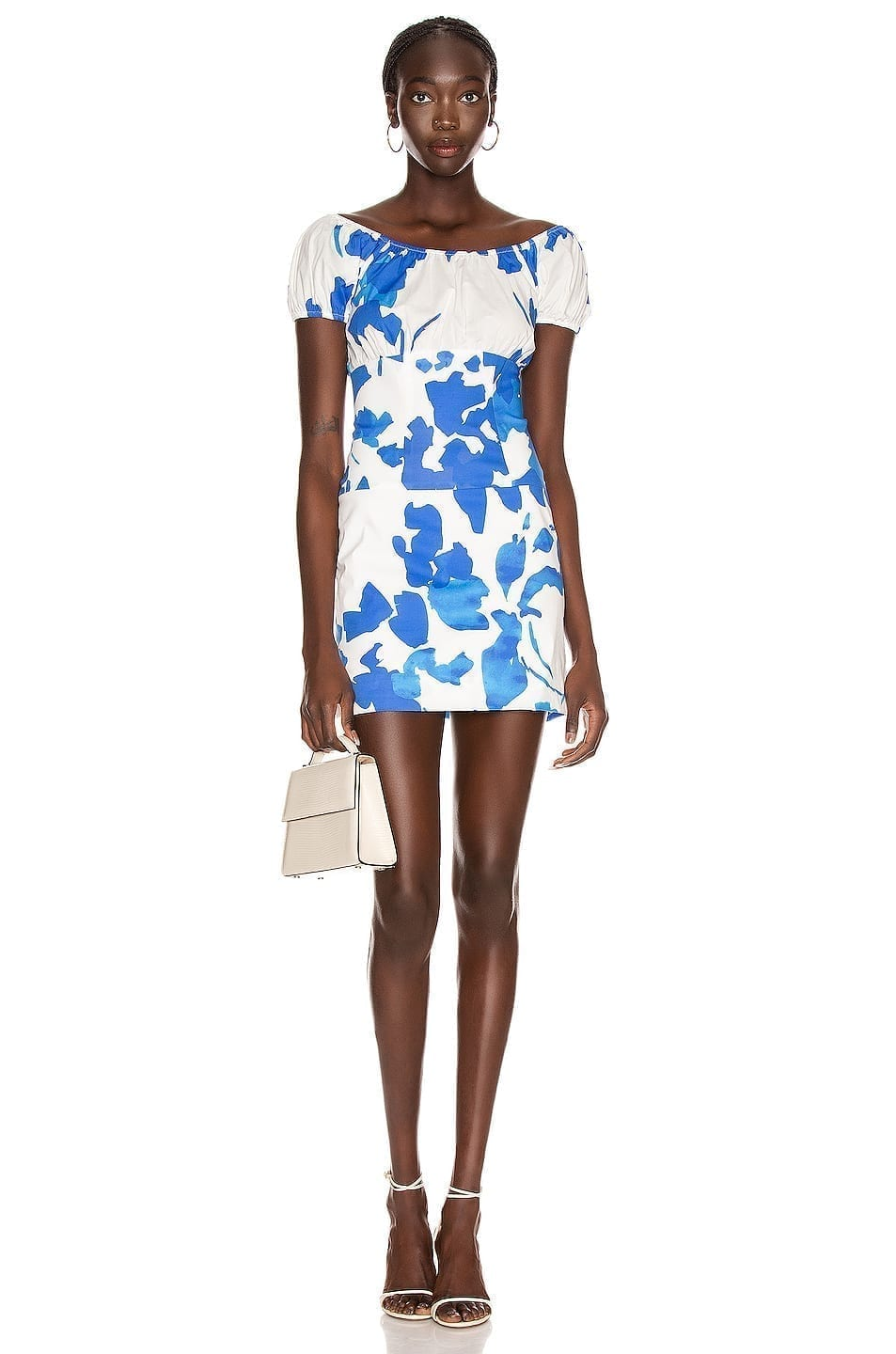CAROLINE CONSTAS Calla Mini Dress