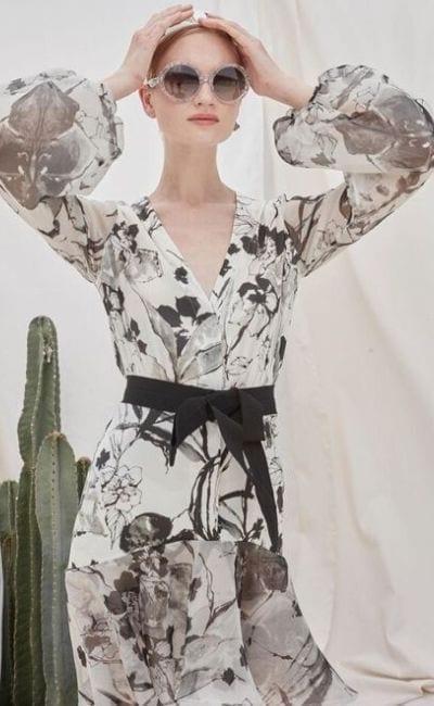 Balloon Sleeve Dresses…Make A Unique Statement