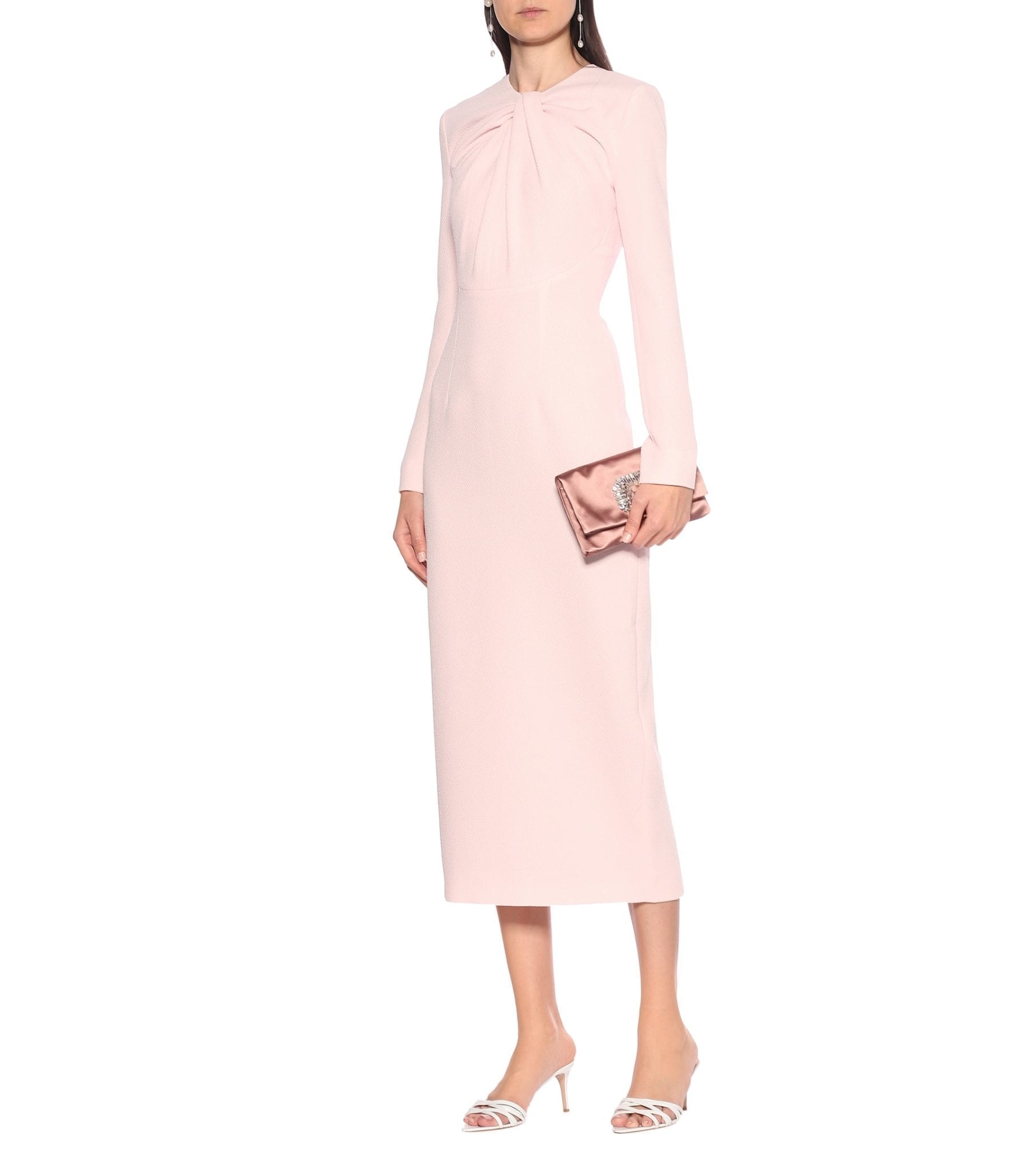 EMILIA WICKSTEAD Exclusive To Mytheresa – Remy Midi Dress