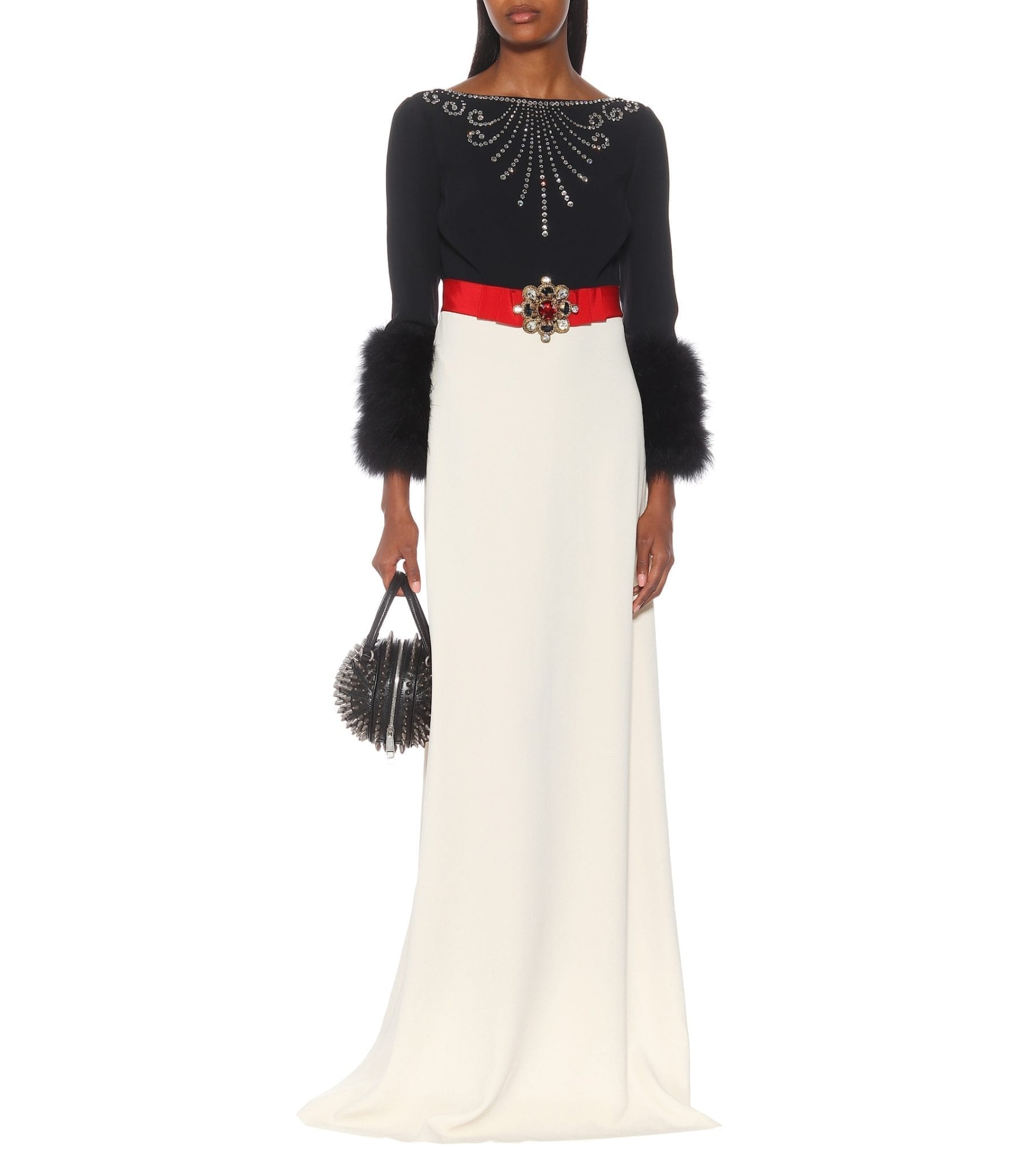 GUCCI Embellished Gown